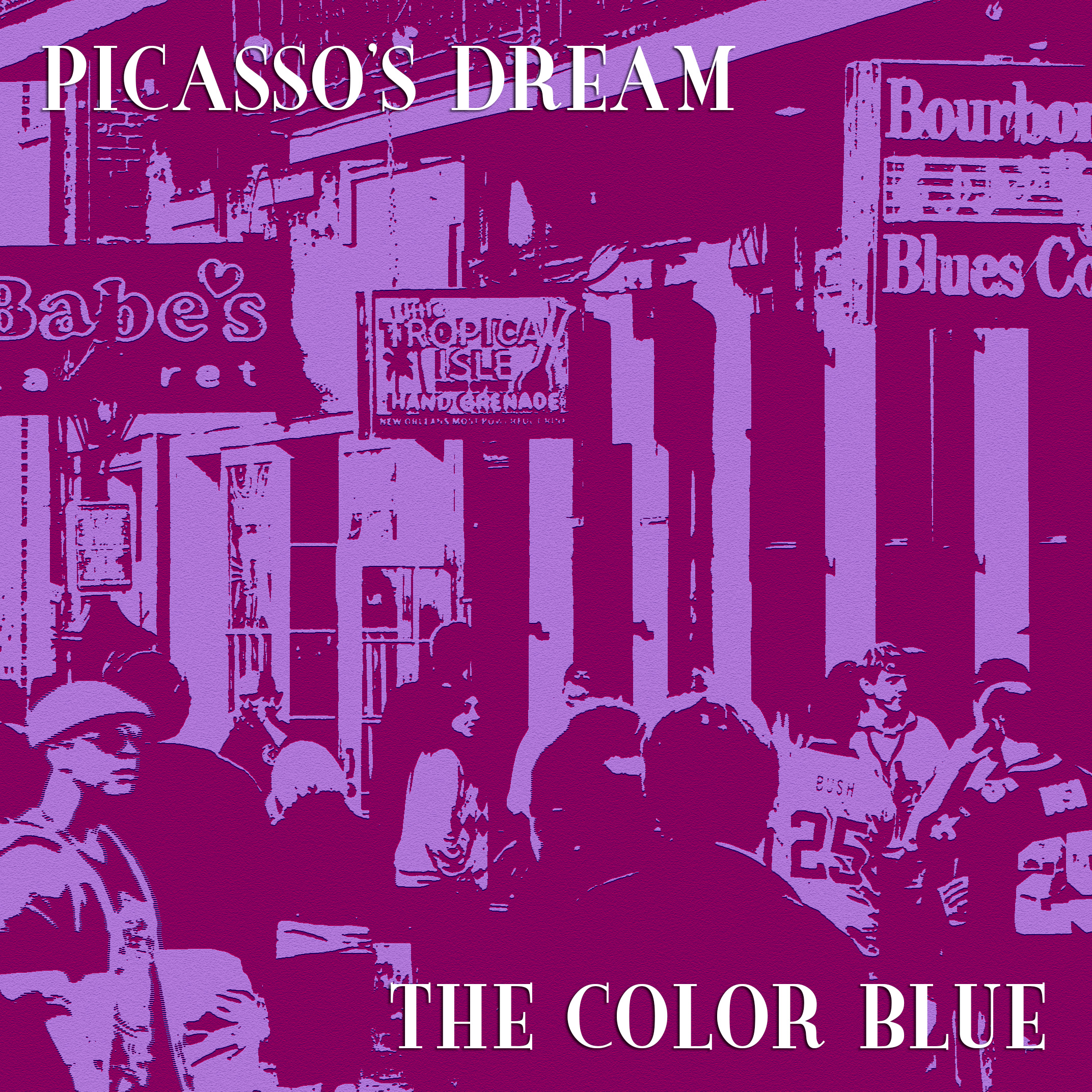 Picasso's Dream - The Color Blue (Official Video)