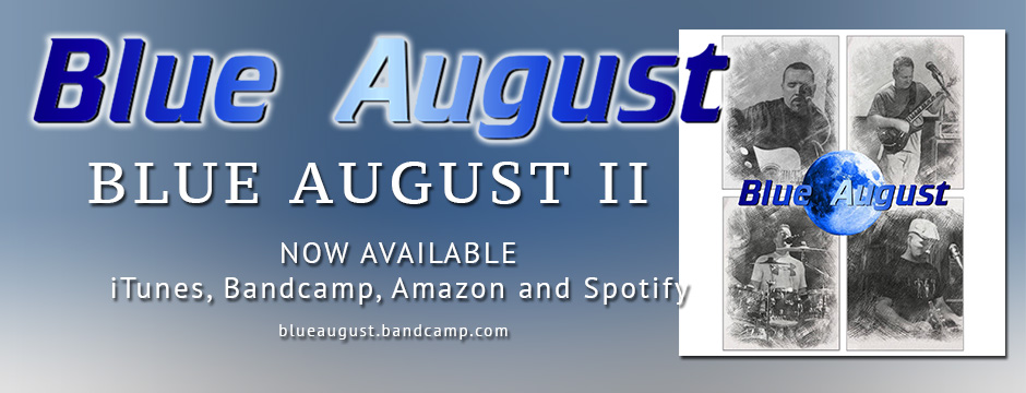 Blue August II - EP