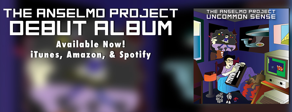 The Anselmo Project - Album