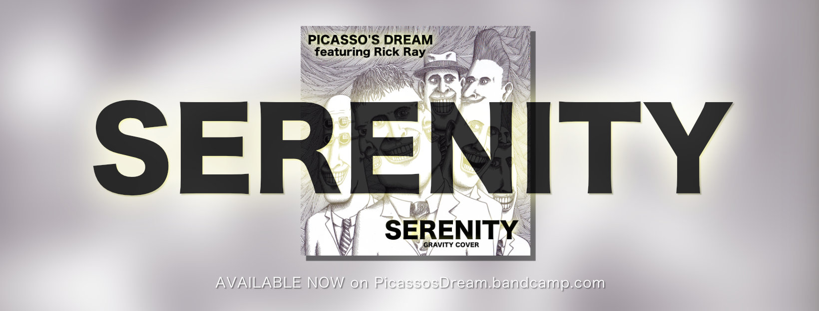 Serenity - Progressive Rock Single from Picasso