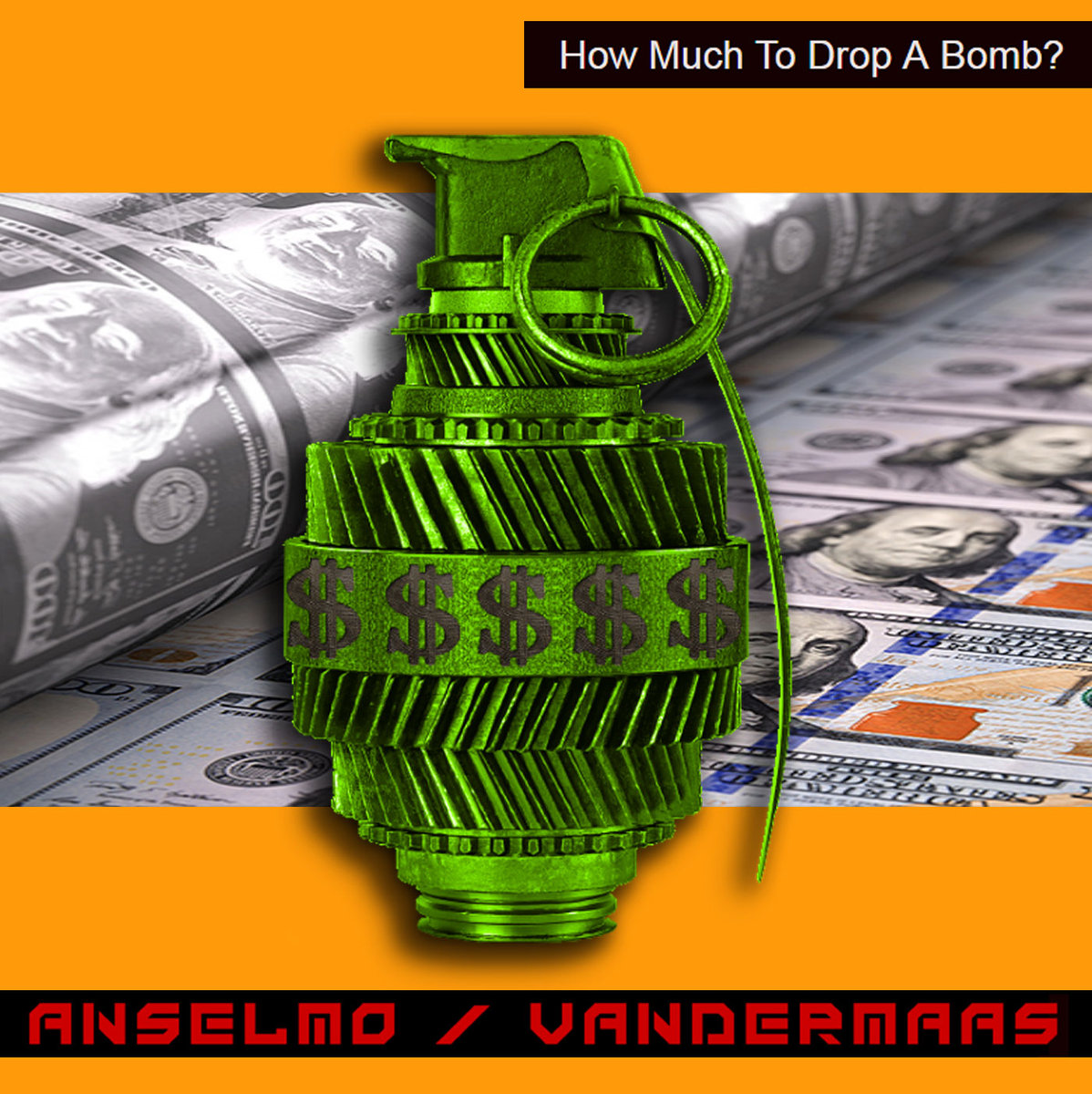 Anselmo/VanderMaas - How Much To Drop A Bomb (Official Video)