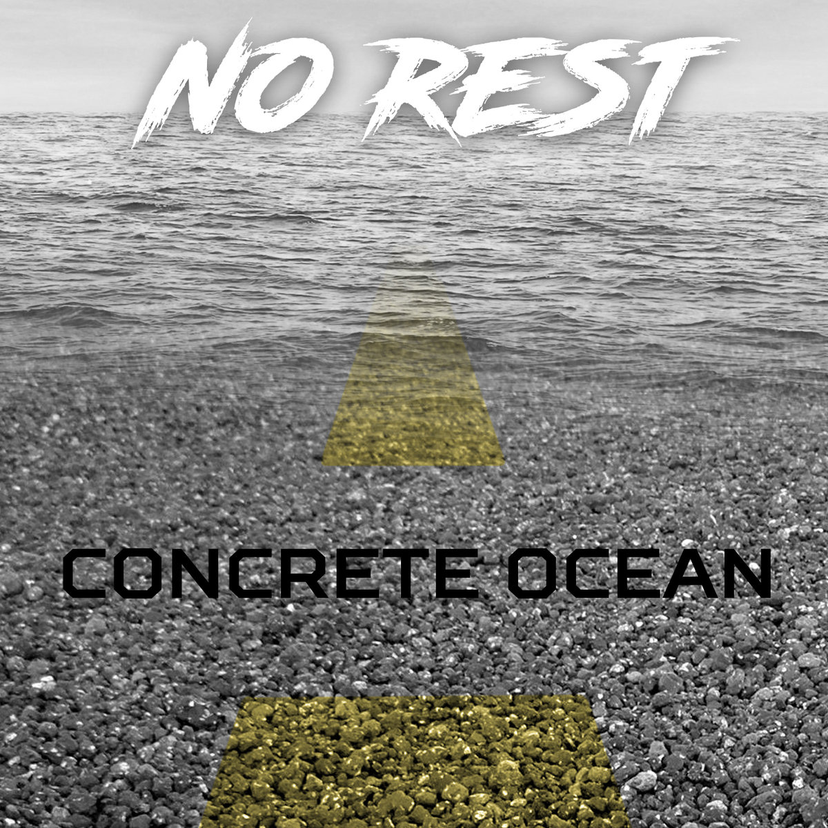 No Rest - Concrete Ocean (Official Video)