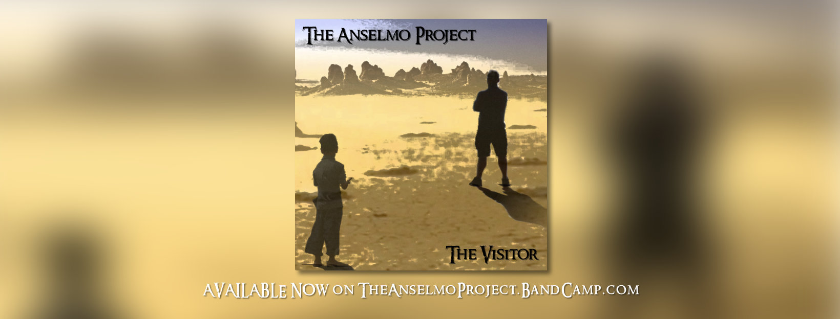 Progressive Rock Single - The Anselmo Project - The Visitor