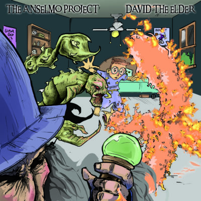 David the Elder - Progressive Rock Album by The Anselmo Project